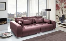 Big-Sofa Escape in bordeaux