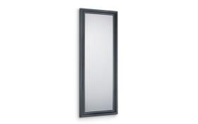 Rahmenspiegel Mia in schwarz, 60 x 160 cm