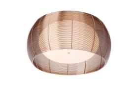 Deckenleuchte Relax in bronze/chrom, 50 cm