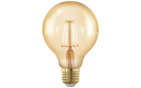 LED-Filament Golden Age Globe 4W / E27, 12 cm