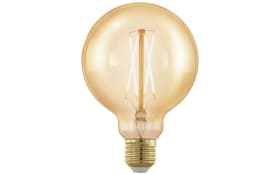 LED-Filament Golden Age Globe 4W / E27, 14 cm