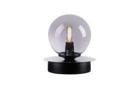 LED-Tischleuchte Widow in schwarz, 1-flammig