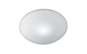 Deckenleuchte Pur in weiß, 30 cm