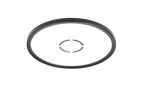 LED-Deckenleuchte Free in weiß/schwarz, 30 cm
