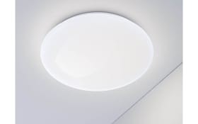 LED-Deckenleuchte Agadir Plus mit Sternen-Effekt in weiß, 30 cm