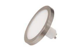 LED-Leuchtmittel Neo in nickel matt GU10 / 5W
