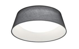 LED-Deckenleuchte Ponts in grau