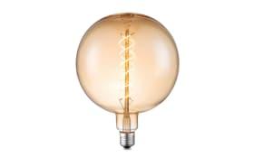 LED-Leuchtmittel Diy Globe in amber 6W / E27, 23 cm