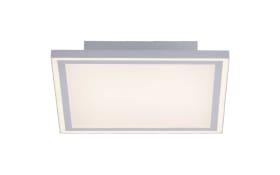 LED-Deckenleuchte Edging CCT in weiß 31x 31cm