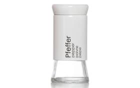 Pfefferstreuer Cantina in weiß