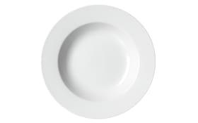 Suppenteller Bianco in weiß, 22 cm