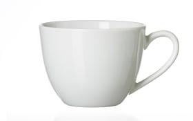 Cappuccinotasse Bianco in weiß, 320 ml