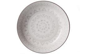 Tiefer Teller Valencia in weiß, 21,5 cm