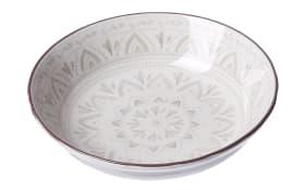 Schale Valencia in weiß, 14 cm
