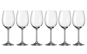 Rotweinglas 460 ml Daily,  6-teilig