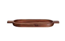 Brett oval wood