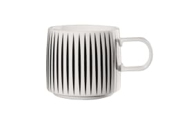 Henkelbecher muga stripes