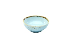 Sojaschale Nature Collection in light blue, 8 cm