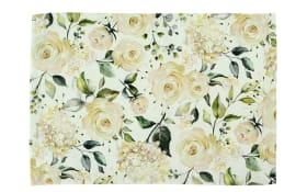 Tischläufer Valentine in ecru, 40 x 100 cm