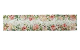 Tischläufer Love Flowers in dusty rose, 49 x 143 cm