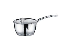 Stielkasserolle aus Edelstahl, 0,5 l