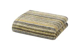 Handtuch Autumnstripes in ocker bunt, 50 x 100 cm