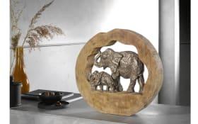 Elefanten Dekofigur, ca. 33 cm