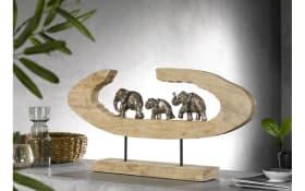 Elefanten Dekofigur, ca. 35 cm