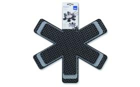 Pfannenschutz Amparo in schwarz/grau, 3-teilig