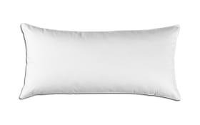 Kissen Texas in weiß, 40 x 60 cm