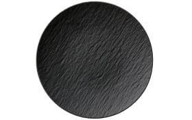 Universalteller Manufacture Rock in schwarz, 25 cm
