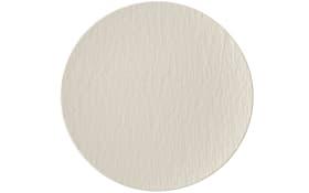 Schale Manufacture Rock Blanc in weiß, 24 cm
