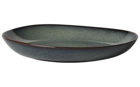 Schale Lave Gris in grau, 21 cm