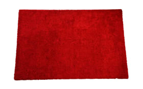 Teppich Life Style Shaggy in rot, ca. 200 x 290 cm