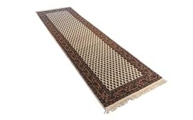 Teppich Sarough Mir Spezial in beige, 80 x 250 cm