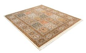Teppich Felder Bachtiari Super in braun, ca. 140 x 200 cm