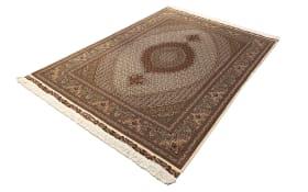 Teppich Täbriz Mahi in braun