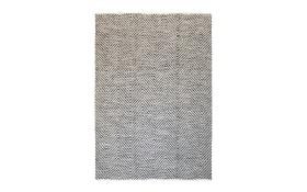 Teppich Aperitif 510 in grau, 80 x 150 cm