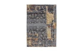 Teppich Blaze 500 in multi/blau, 75 x 150 cm