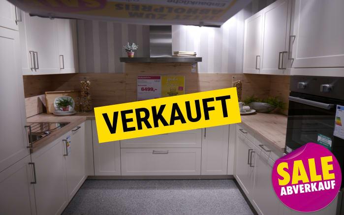 Einbauküche Yukon, AUSSTELLUNGSKÜCHE Münster-Senden