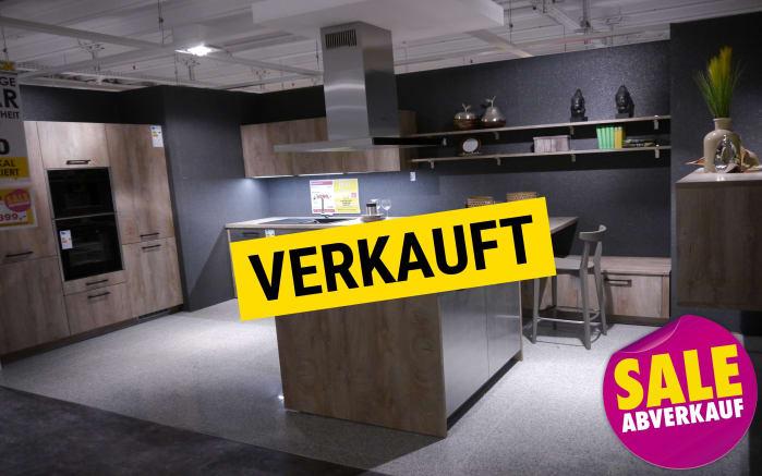 Einbauküche New York, AUSSTELLUNGSKÜCHE Münster-Senden