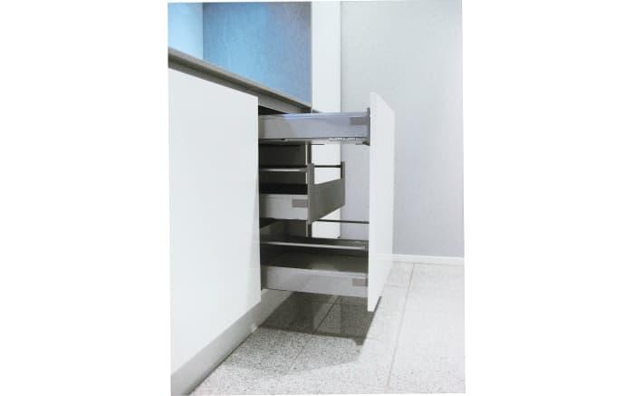 einbauk che lux in wei online bei hardeck kaufen. Black Bedroom Furniture Sets. Home Design Ideas