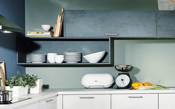 Einbauküche Structura, Halifax Eiche Nachbildung, inklusive Elektrogeräte, inklusive Siemens Geschirrspüler-03