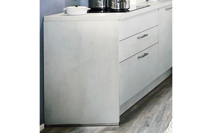 Einbauküche Structura, Halifax Eiche Nachbildung, inklusive Elektrogeräte, inklusive Siemens Geschirrspüler-04