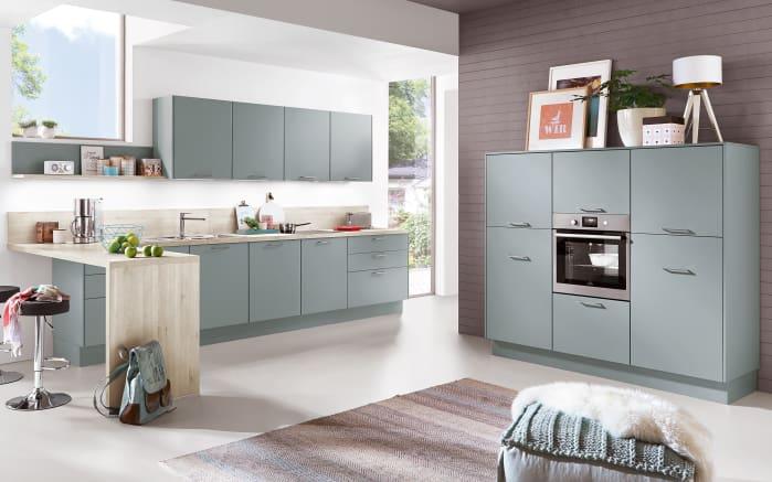 Einbauküche Touch in aqua, Siemens-Geschirrspüler