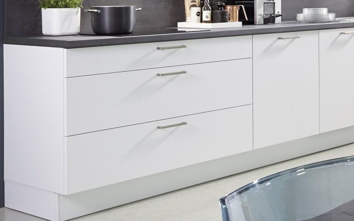 Einbauküche Fashion 168, alpinweiß matt Lack, inklusive Elektrogeräte-03