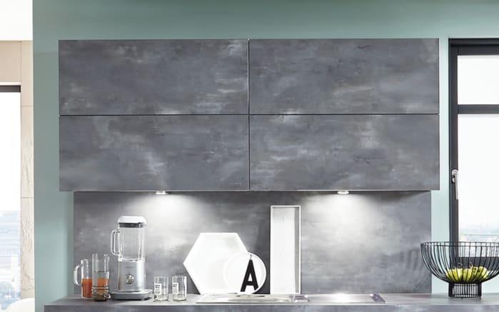 Einbauküche Fashion, alpinweiß, inklusive Elektrogeräte, inklusive Siemens-Geschirrspüler-04