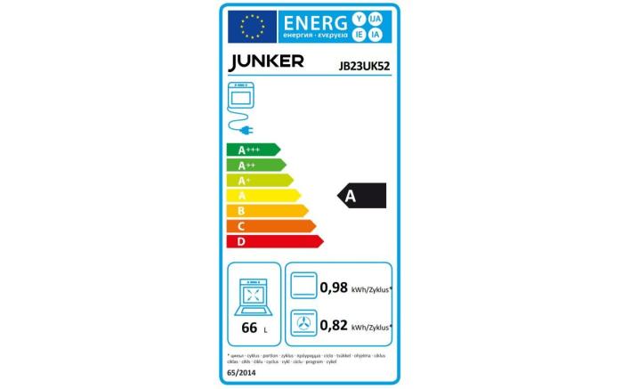 Einbauküche Focus in Ultrahochglanz alpinweiß, Junker-Geschirrspüler JS04VN94