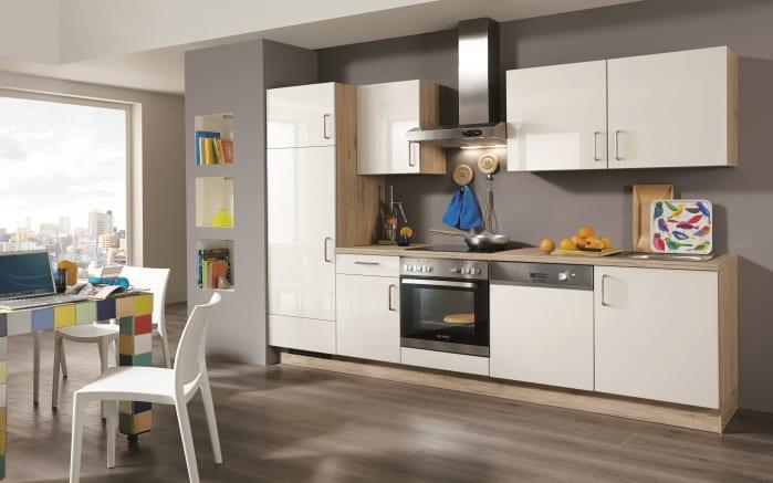Einbauküche Flash 503 in alpinweiß, Altus Geschirrspüler