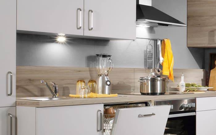 Einbauküche Speed, weiß, inklusive Elektrogeräte-03